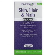 Заказать Natrol Skin Hair Nails Women`s With Lutein 60 капс
