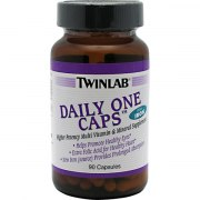 Twinlab Daily one Caps W Iron 90 капс