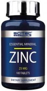 Заказать Scitec Nutrition Essentials Zinc 100 таб